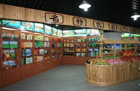 首届江西深圳农展会 客商云集